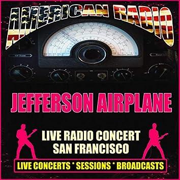 Live Radio Concert San Francisco (Live)