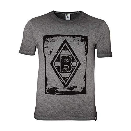 "Borussia Mönchengladbach VFL Herren-T-Shirt Street Art 3.0"" Gr. L"