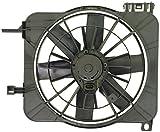 Dorman 620-600 Engine Cooling Fan Assembly for Select Chevrolet / Pontiac Models, Black