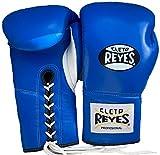Cleto Reyes - Guantes de boxeo (473 g), color azul