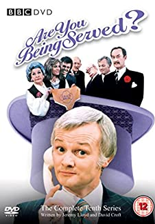 Are You Being Served? - The Complete Tenth Series