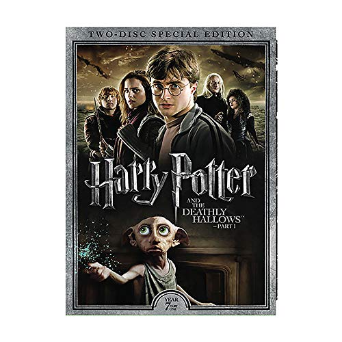 Harry Potter & Deathly Halllows: Parte 1 – Harry Potter & Deathly Halllows: Parte 1 (2 DVD)