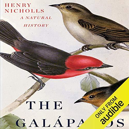 The Galápagos audiobook cover art