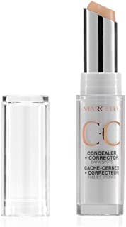 Marcelle CC Concealer + Corrector, Fair, Hypoallergenic and Fragrance-Free, 0.12 oz