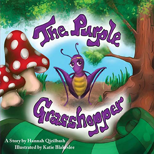 The Purple Grasshopper cover art