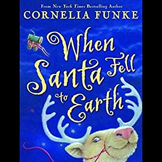 When Santa Fell to Earth cover art