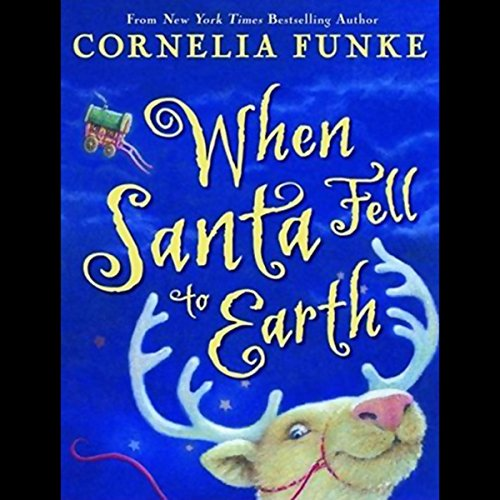 When Santa Fell to Earth audiobook cover art