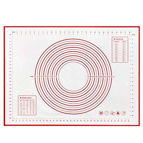 profesional ranking Alfombrilla de silicona reutilizable de 60 x 40 cm … elección
