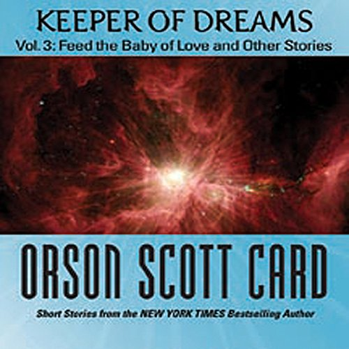 Keeper of Dreams, Volume 3 audiobook cover art