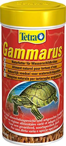 Tetra Gammarus, Cibo Naturale per Tartarughe Acquatiche, 250 ml