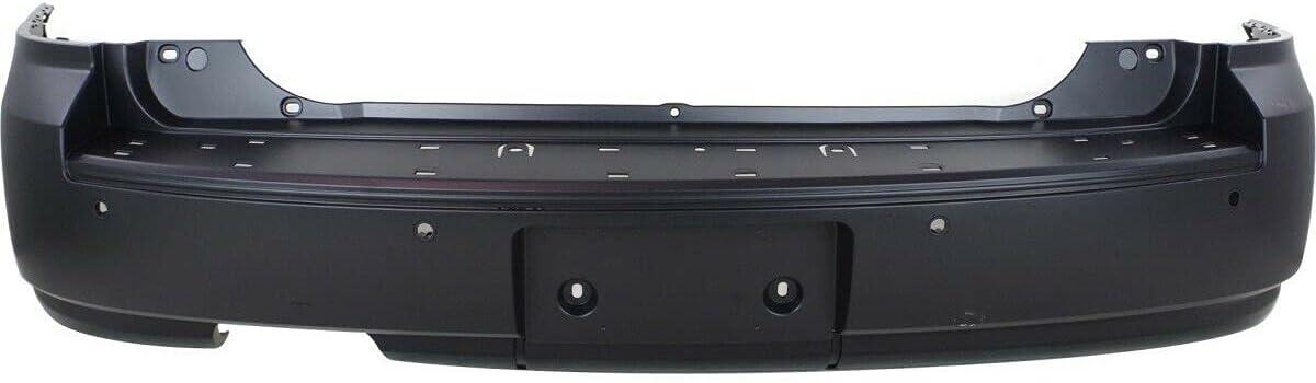 Bumper Cover Rear Compatible Flex Sacramento Mall 2010-2012 Inexpensive with Ford