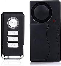 Venster of deursensor 10 Niveau Gevoeligheid Window Alarm met trillingssensor - Voel je veilig thuis - houd inbrekers Home...