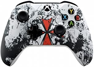 Evil Xbox One S Rapid Fire Custom Modded Controller 40 Mods for All Major Shooter Games, Auto Aim, Quick Scope, Auto Run, Sniper Breath, Jump Shot, Active Reload & More (with 3.5 Jack)