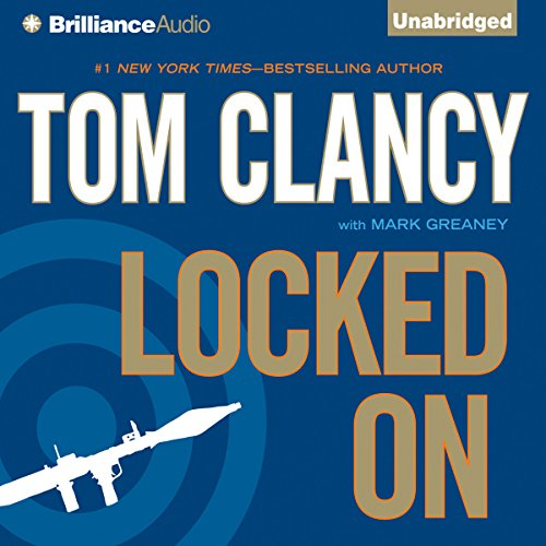 Locked On audiobook cover art
