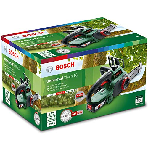 Bosch UniversalChain 18V