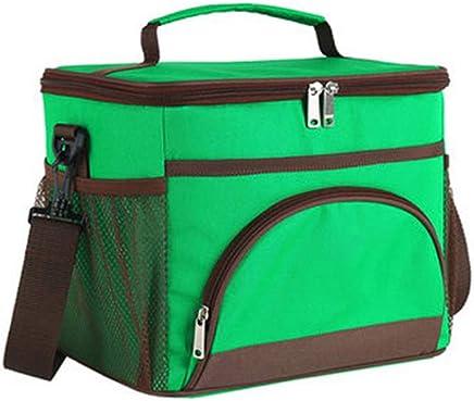 L&Z L&Z L&Z Kühltasche Verdickt Wärmeisolierbeutel Stoff von Oxford Aluminiumfolie Liner Tragbare Frischhaltung Lunch Bag 12L B07H7LGRBD | Räumungsverkauf  441002