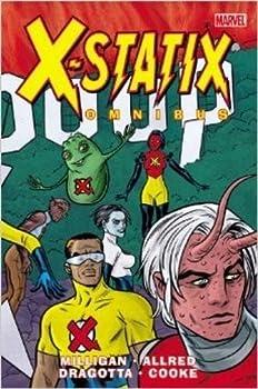 X-Statix Omnibus by Milligan Peter Derington Nick December 21 2011  Hardcover