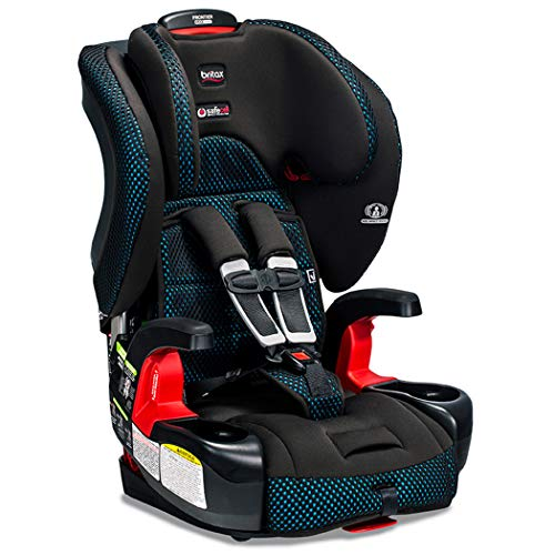Britax Frontier ClickTight Harness 2 Booster Car Seat Cool Flow Teal Discontinued