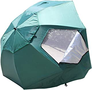 Sun Rain Canopy Umbrella Tent Plus Beach Umbrella Sun Shelter Portable Camping Hiking Canopy Easy Set Up Light Weight Wind...