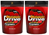 Metabolic Drive® Protein, Whey Isolate, Micellar Casein, Chocolate 2 Pack (4 lb)