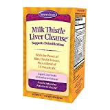 Best Liver Cleanses - Nature's Secret Milk Thistle Liver Cleanse Supports Healthy Review