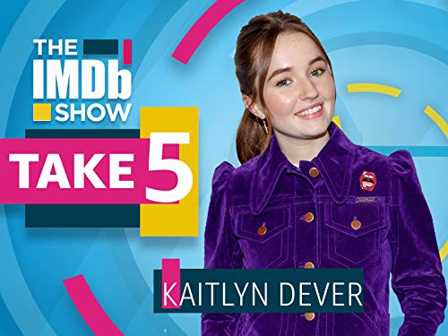 Take 5 With Kaitlyn Dever