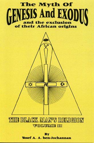 Ny angano momba ny Eksodosy sy ny Genesis ary ny fanilihana ny fiandohany afrikanina