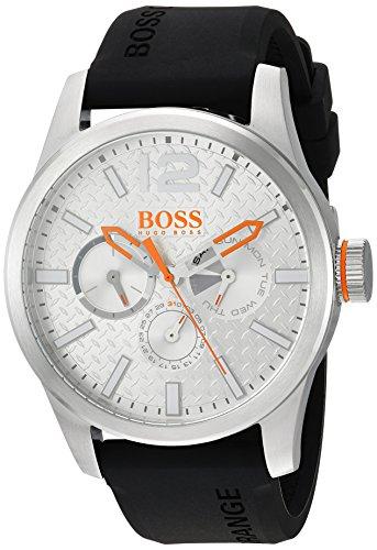 Hugo Boss Orange 1513453 Paris - Reloj de pulsera para hombre