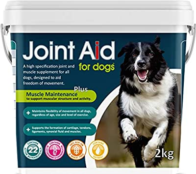 Gro Well Feeds Limited Gwf Joint Aid For Dogs 2kg