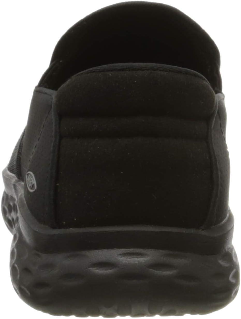 MBT Dames Modena Slip op W Lage Top Sneakers Zwart Zwart Zwart 257y