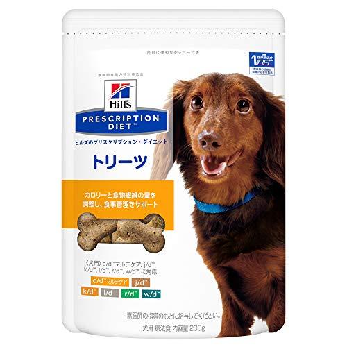【療法食】 プリスクリプション・ダイエット ドッグフード トリーツ 200g