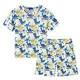 Janly Clearance Sale Conjunto de trajes para niños de 0 a 6 años, para bebés y niñas y niños, diseño de...
