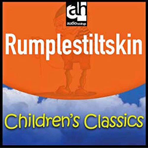 Rumplestiltskin  By  cover art
