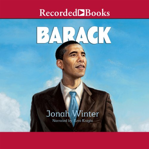 Barack audiobook cover art