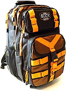 35524301b2 Buck Transport Backpack - Black Brown