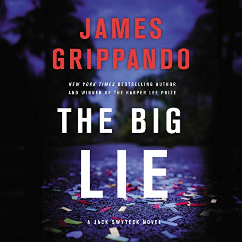 Couverture de The Big Lie