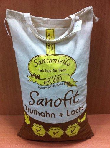 Sanofit getreidefreies Alleinfuttermittel / 10 kg Sack