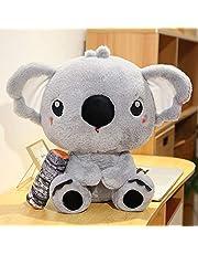 JMCT-DQ 30/70 cm schattige koala's knuffel schattige gevulde cartoon dieren Australië baby koalas pop speelgoed met houten verjaardagscadeau voor kinderen JMCT-DQ