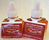 Yankee Candle Apple Pumpkin ScentPlug Refill 2-Pack