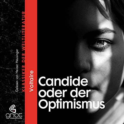 Couverture de Candide oder der Optimismus