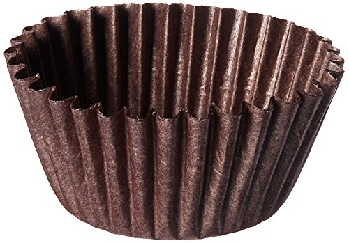 Oasis Supply - Brown Candy Cups #4 - 250 Count for Candy, Bon-bons, and Truffles