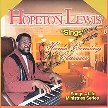 Hopeton Lewis Sings Home Coming Classics
