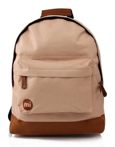 Mi-Pac Classic, Mochila Tipo Casual, 41 cm, 17 litros, Light