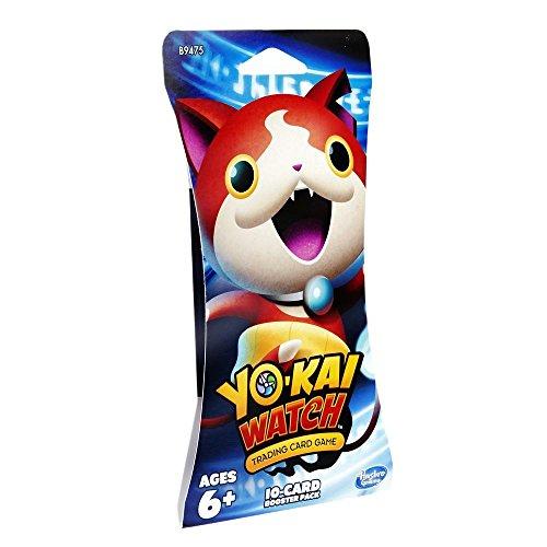 Yo-kai Watch - 10 Cards Booster Pack (IT)
