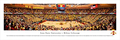 Iowa State University Cyclones NCAA Framed Photograph Milestone Collage