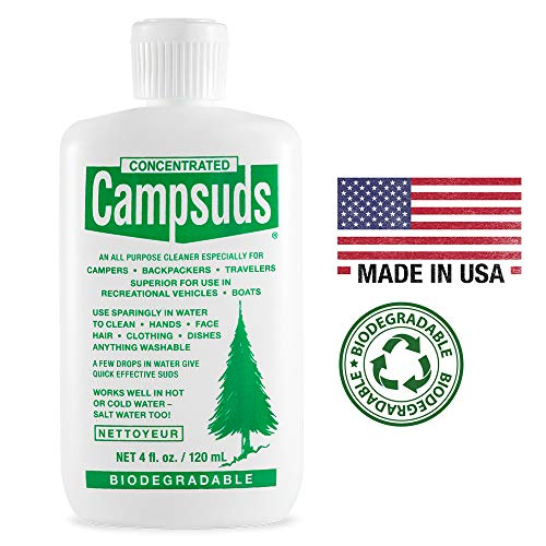 Sierra Dawn Campsuds All Purpose Cleaner, 4-Ounce, Green (2)
