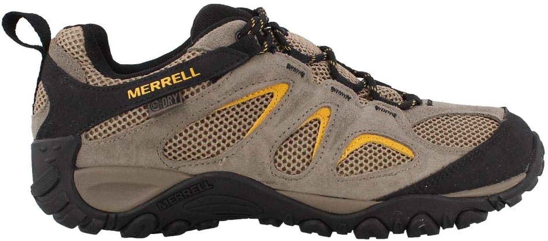 Merrell herrar Yokota 2 Vattensäker Hiking Boot, Boulder, Boulder, Boulder, 8 M USA  nya exklusiva high-end