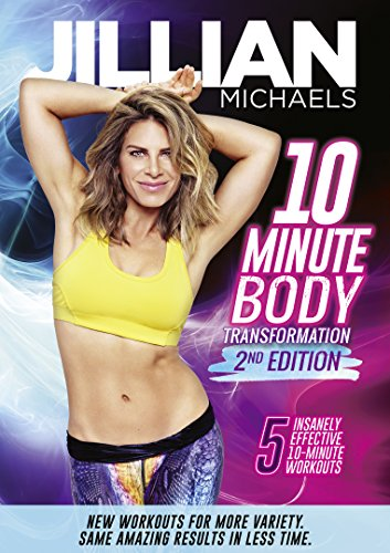 Jillian Michaels - 10 Minute Body Transformation 2nd EDITION