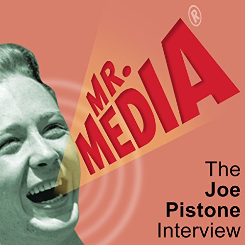 The Joe Pistone Interview audiobook cover art