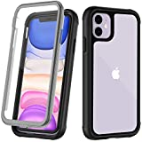 S.PRO for iPhone 11 Clear Case Ultra Thin...